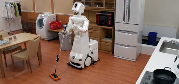 robot qui fait le m nage ustensiles de cuisine. Black Bedroom Furniture Sets. Home Design Ideas